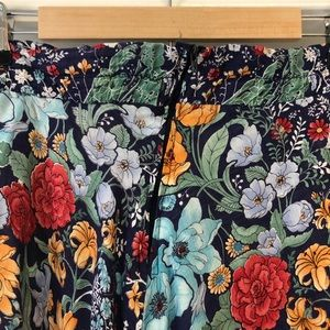Young Timers Skirts - Authentic Vintage Young Timers Floral Skirt